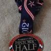 Marine Corps Historic Half Marathon Medal – 2012