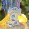 Oddyssey Half Marathon Medal – Pint Glass – 2012