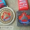 Ottawa Marathon and Half Marathon Medals – 2012