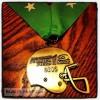 Soldier Field 10 Miler Medal – 2012