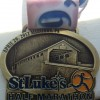 St Luke Half Marathon Medal – 2012