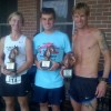 Strolling Jim 40 Miler – 2012 Winners – Kathy Youngren – Blake Thompson – Dink Taylor