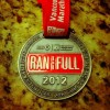 Vancouver Marathon Medal – 2012