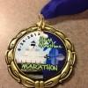 Maritime Marathon Medal 2012
