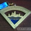 Minneapolis Marathon Medal – 2012