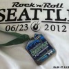 Seattle RnR Half Medal 2012