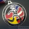 1/2 Sour 1/ 2 Kraut Marathon Medal – 2012