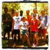 The Backass Jackal Marathon:Relay Finishers – 2012