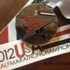 USA Half Marathon Championships Medal – 2012