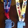 Madison Mini Marathon Medal 2012