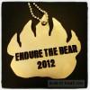 Endure the Bear 50K Medal (2012) – Run It Fast