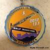 NorCal Half Marathon Medal (2012) – Dennis Arriaga – Run It Fast