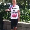 Womens Half Marathon Medal (2012) 4
