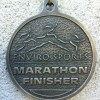 Big Sur Trail Marathon Medal 2012