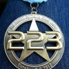 Capital to Coast Relay Medal – 2012 –  Texas – Run It Fast