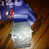 Duke City Marthon Medal 2012