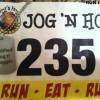 Jog N Hog Medal 2012