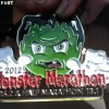 Monster Marathon Medal 2012