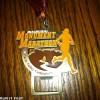 Monument Marathon Medal 2012