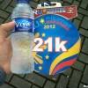 Philippine Half Marathon Medal 2012