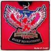Raptor Ridge Trail Half Marathon Medal 2012