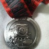 Steamtown Marathon Medal 2012