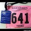 Columbia Gorge Marathon Medal 2012