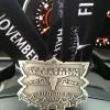 Fort Worth Marathon Medal 2012