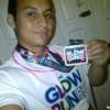 Glow Run 5K Medal 2012