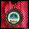 Kaiser Half Marathon Medal 2012