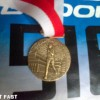 Pisa Marathon Medal 2012