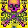 Tupelo Marathon Logo Theme 2013