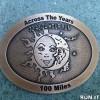 Across The Years 100 Buckle 2012_2013