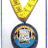 Biggest Loser Half Marathon Medal 2012