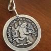 Last Chance Marathon Medal 2013