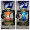 Miami Half Marathon Medal 2013