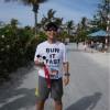 Mickey's Castaway Cay 5K Medal 2012