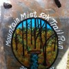 Mountain Mist 50K Medal 2013