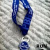 Pensacola Beach Run Half Marathon Medal – 2013 – Run It Fast
