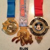 Walt Disney World Marathon – Half Marathon – Goofy Challenge – 2013 – Run It Fast