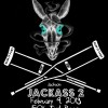 2013 Jackass Shirt Front Art