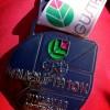 Augusta 10K Medal 2013