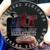 BTR Liverpool Half Marathon Medal – Run It Fast – 2013