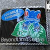 Beyond Limits Ultra 100 Mile Buckle – Run It Fast – 2013