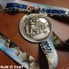 Jerusalem Marathon Medal 2013_motravels