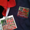 NJ Ultra Festival 50K Medal 2013