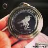 Ocean Drive Marathon Medal 2013