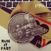 Tobacco Road Half Marathon Medal – Run It Fast – 2013