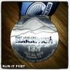 Blue Ridge Half Marathon Medal(2013)