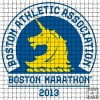 Boston Marathon 2013 – BAA – Logo – Run It Fast – Weave